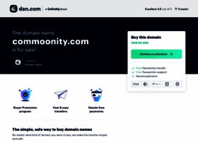 commoonity.com