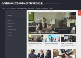communaute-auto-entrepreneur.fr
