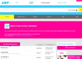 communaute.joemobile.fr