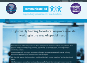 communicate-ed.org.uk
