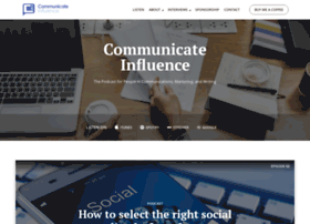 communicateinfluence.com