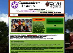 communicateinstitute.com