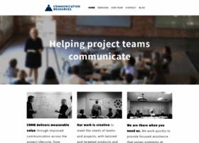 communication-resources.com