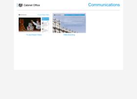 communication.cabinetoffice.gov.uk