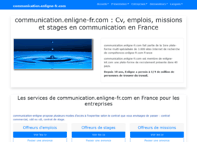 communication.enligne-fr.com