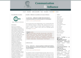 communicationetinfluence.fr