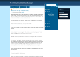communicationexchange.blogspot.com