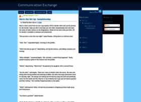 communicationexchange.blogspot.com