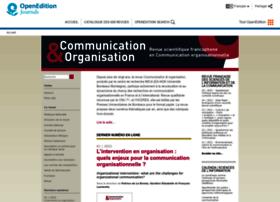 communicationorganisation.revues.org