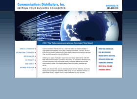 communications-distributors.com