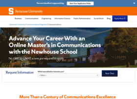 communications.syr.edu