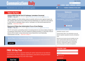 communicationsdaily.com