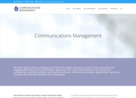 communicationsmanagement.co.uk