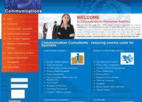 communicationsresources.com.au