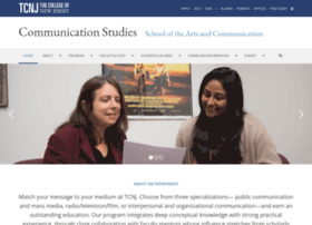 communicationstudies.tcnj.edu