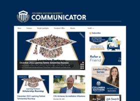 communicator.columbiasouthern.edu