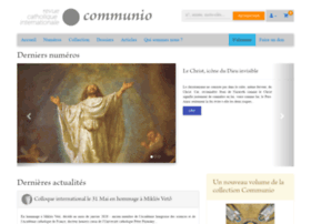 communio.fr