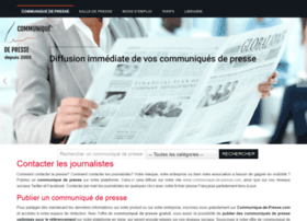 communique-de-presse.com