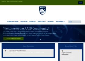 communities.aaep.org
