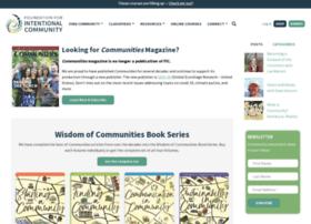communities.ic.org