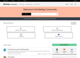 communities.netapp.com