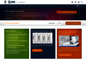 communities.sas.com