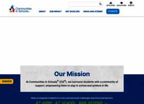communitiesinschools.org