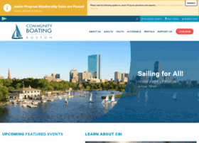 community-boating.com