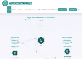 community-intelligence.com