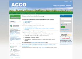 community.accoonline.org