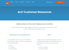 community.act.com