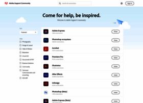 community.adobe.com