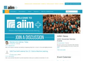community.aiim.org