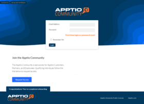 community.apptio.com