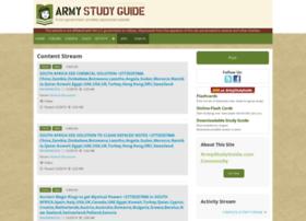 community.armystudyguide.com