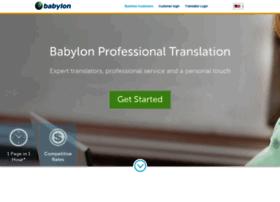 community.babylon.com