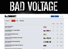 community.badvoltage.org