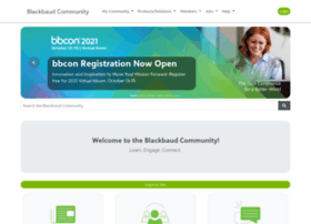 community.blackbaud.com