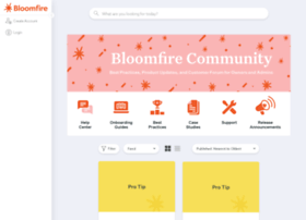 community.bloomfire.com