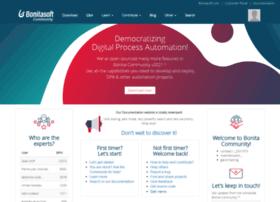 community.bonitasoft.com