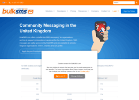 community.bulksms.co.uk