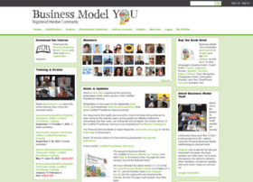 community.businessmodelyou.com
