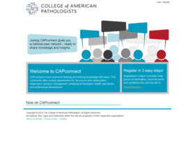 community.cap.org
