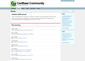community.certbase.de