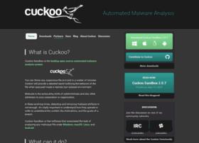 community.cuckoosandbox.org