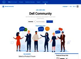 community.dell.com