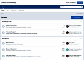 community.division-m.com