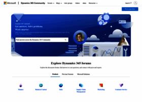 community.dynamics.com