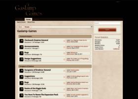 community.gaslampgames.com