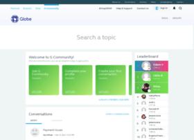 community.globe.com.ph